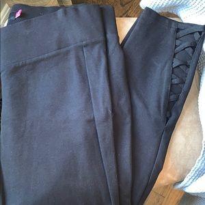 Skinny Ankle ponte pants by Torrid